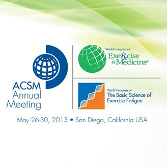Picture of Entire 2015 ACSM Conference Set - All Recorded Sessions as MP3s