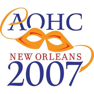 Picture of Entire 2007 AOHC Conference Set - All Recorded Sessions as MP3s