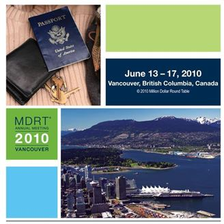 Picture of Entire 2010 MDRT Conference Set - All Recorded Sessions as MP3s