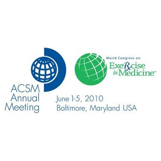 Picture of Entire 2010 ACSM Conference Set - All Recorded Sessions as MP3s