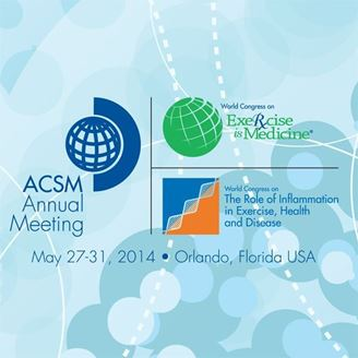Picture of Entire 2014 ACSM Conference Set - All Recorded Sessions as MP3s