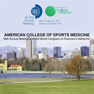 Picture of Entire 2011 ACSM Conference Set - All Recorded Sessions as MP3s