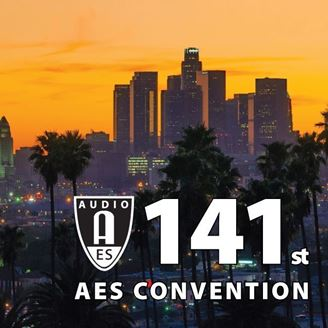 Picture of Entire 2016 AES Conference Set - All Recorded Sessions as MP3s