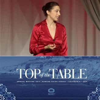Picture of [Video] Charisma: The Science of Influence and Silencing Your Inner Critic; 2017 Top of the Table Chair's Closing Address; 2018 Top of the Table Chair's Address